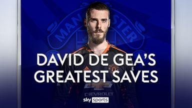 De Gea's best Premier League saves