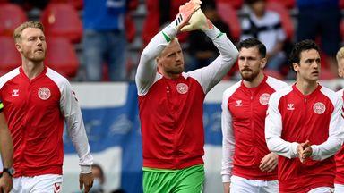 'UEFA Denmark restart request rushed'