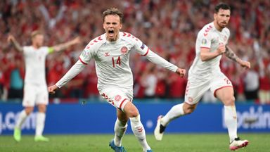 'Denmark can go all the way like at Euro 92'