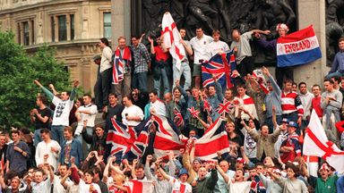 Nev: Fans can create Euro 96 atmosphere