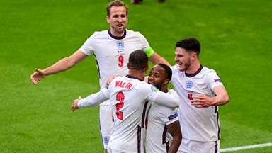 'England have great chance to make final'