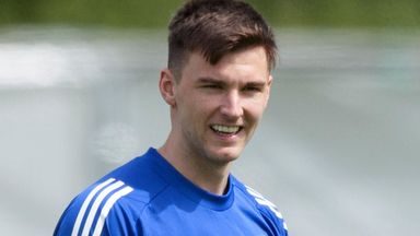 Clarke: Tierney fully fit for England clash