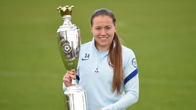 Kirby named PFA Women's Player of the Year