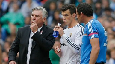 Bale: I get on really well with Ancelotti