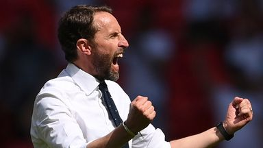 Southgate: We posed the bigger threat all game