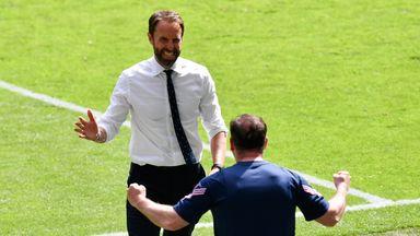'Southgate managed game brilliantly'