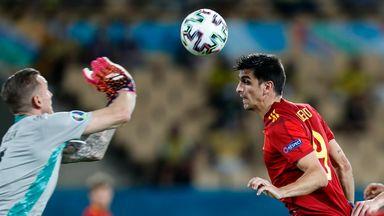 'Spain should start Gerard Moreno'
