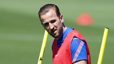 'England don't want to depend on Kane'