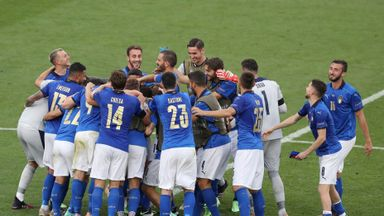 Borini: Italy confident ahead of last 16