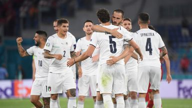 'Fans falling back in love with Italy'