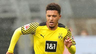 Man Utd move closer to Sancho deal