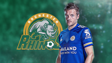 Vardy becomes co-owner of Rochester Rhinos