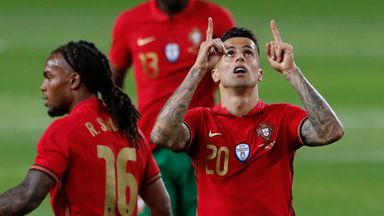 Portugal 4-0 Israel