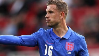 Henderson: I'm ready to be called upon