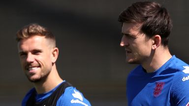 'Ideal time for Maguire, Henderson'