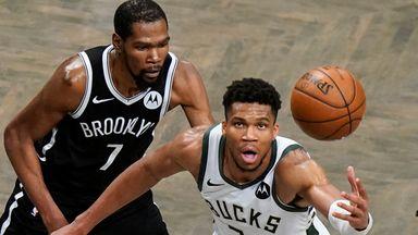 Game 7: Bucks 115-111 Nets (OT)