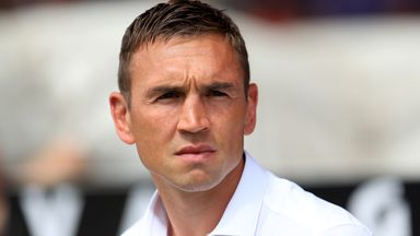 Ward: Union move good for Sinfield