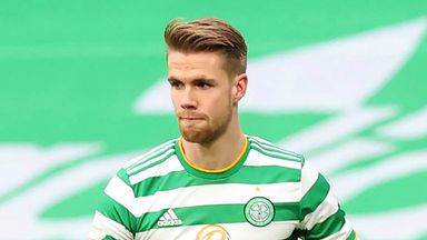 Ajer hints at talks over Celtic future