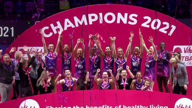 Lightning crowned SuperLeague champions!