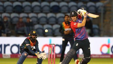 England v Sri Lanka 2nd T20 highlights