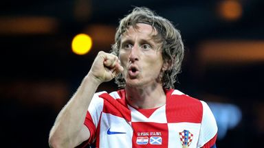 Dalic: Modric gets better with age