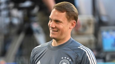 Neuer: We don't fear France