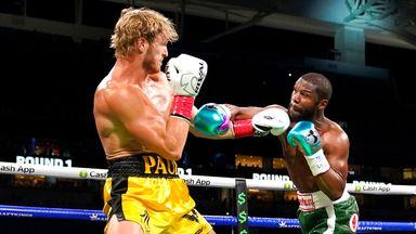 Highlights: Mayweather vs Paul