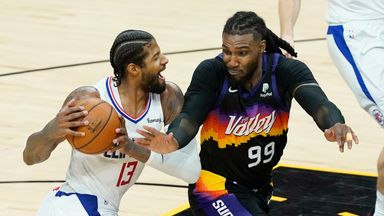 Game 2: Clippers 103-104 Suns