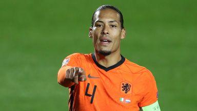 'Van Dijk injury tough for Netherlands'