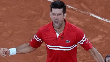 Djokovic: A match I will remember forever