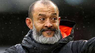 Everton open talks with Nuno