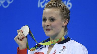 O'Connor retires from elite swimming