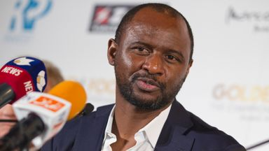 Is Vieira appointment a gamble?