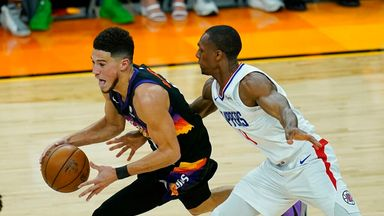 Game 1: Clippers 114-120 Suns