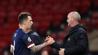 Scotland's Jack 'gutted' to miss Euros