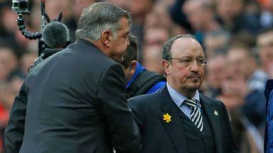 Nolan: It will be strange to see Rafa at Everton