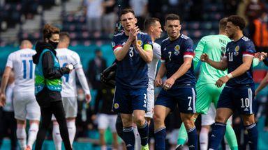 Lambert: Scotland rued missed chances