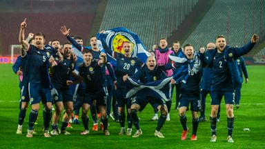 Scotland's Serbia shootout relived: Clarke, players, Fergie