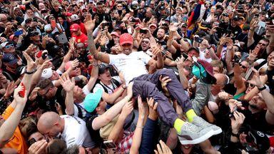 Fans return 'huge for Silverstone'