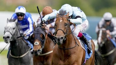 Can Starman give Walker Group 1 success?