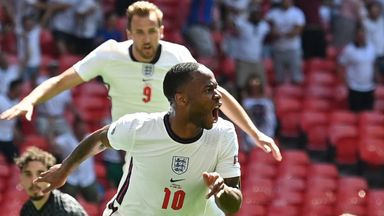 Sterling: I'm hungry for more goals