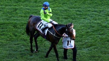 Subjectivist scare ahead of Gold Cup