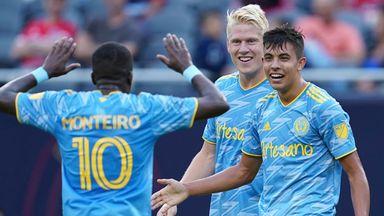 17yo scores bicycle-kick, two OGs in MLS thriller