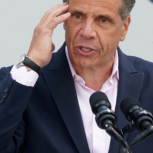 Joe Biden says New York governor should quit