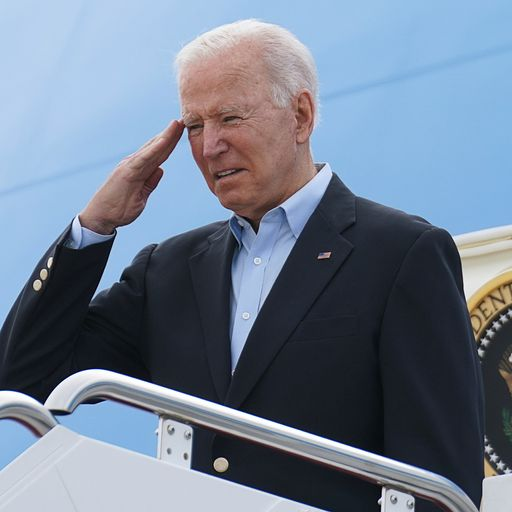 COVID, Moscow, climate and the 'special relationship' - all eyes are on Joe Biden's G7 performance