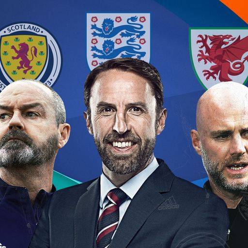 All of England, Scotland and Wales's Euro 2020 fixtures