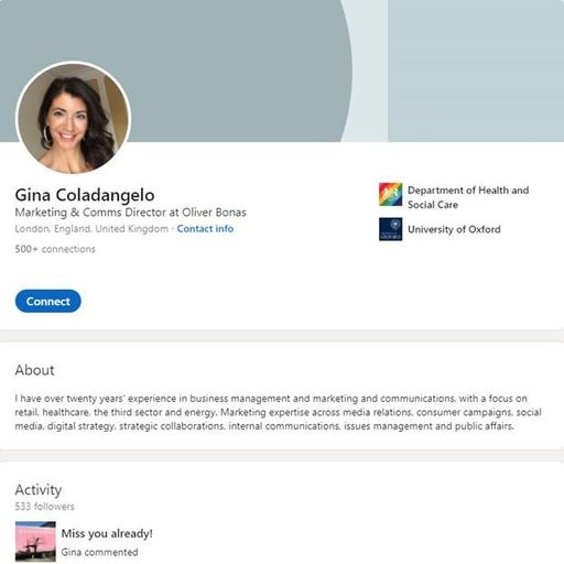 Who is Gina Coladangelo? The PR chief at centre of Matt Hancock 'affair' scandal