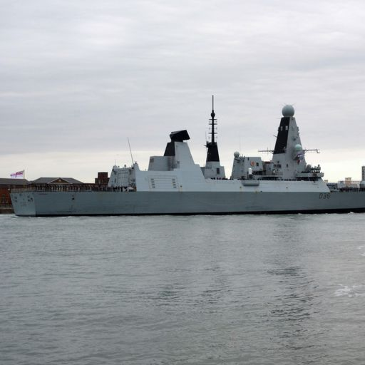 HMS Defender's route was bound to spark a response from Russia - but is it just a war of words?