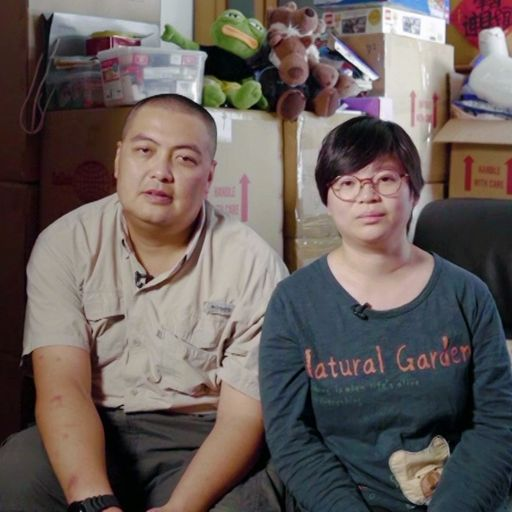 A Hong Kong family's journey to the UK to escape China's crackdown on democracy