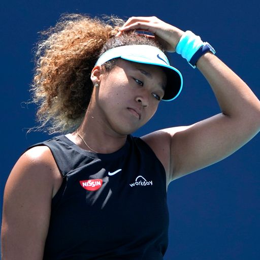 Naomi Osaka and fellow sports stars who've opened up about mental health struggles